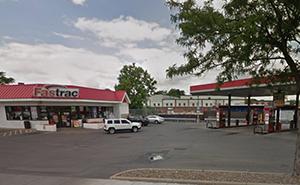 Fastrac gas station in Syracuse, NY